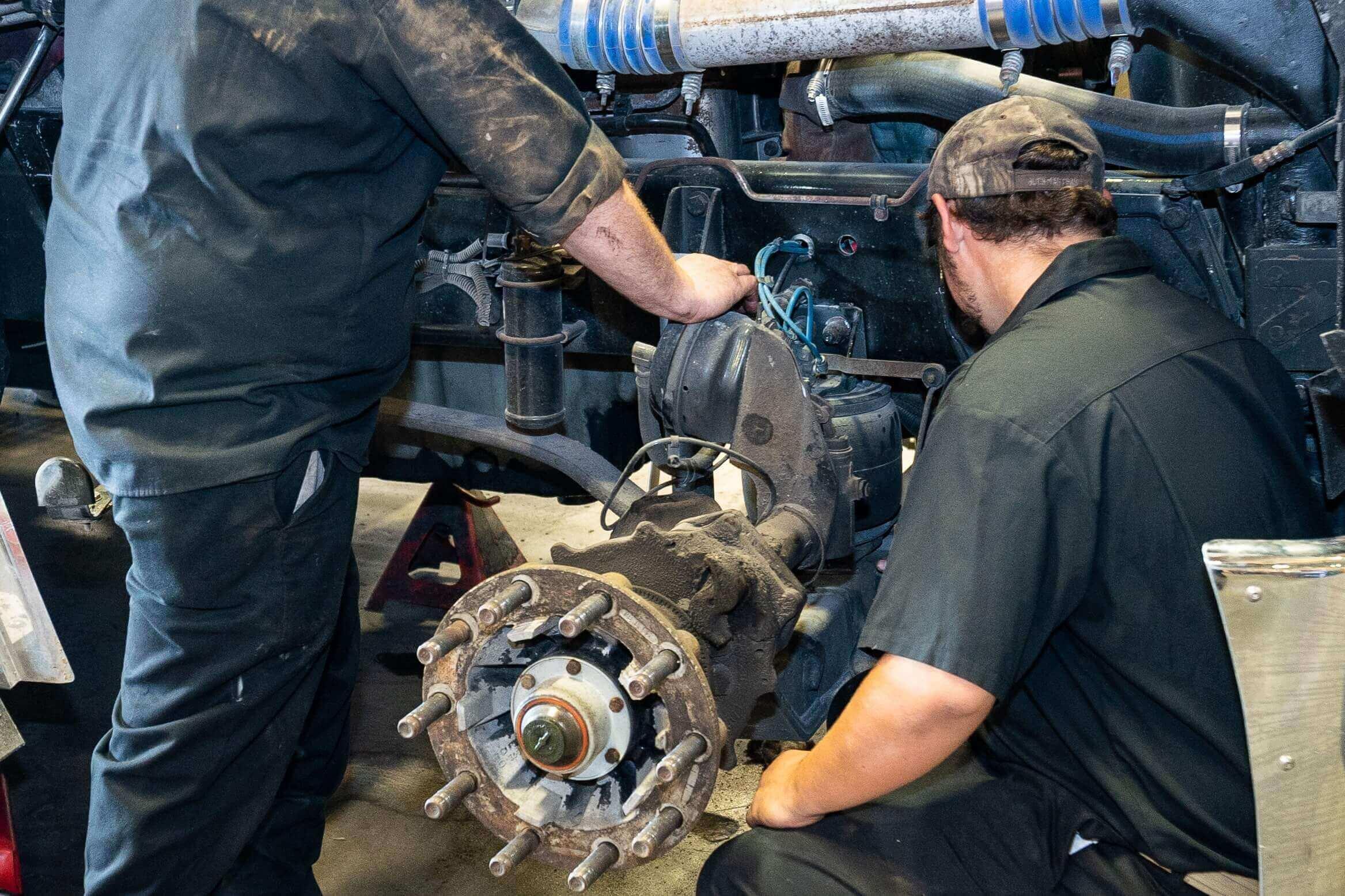 mechanic diesel training mechanics working certification east program completing tn while