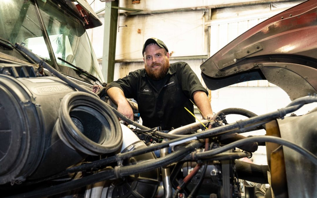 Get to Know Certified Diesel Solutions Mechanic Justin Carothers