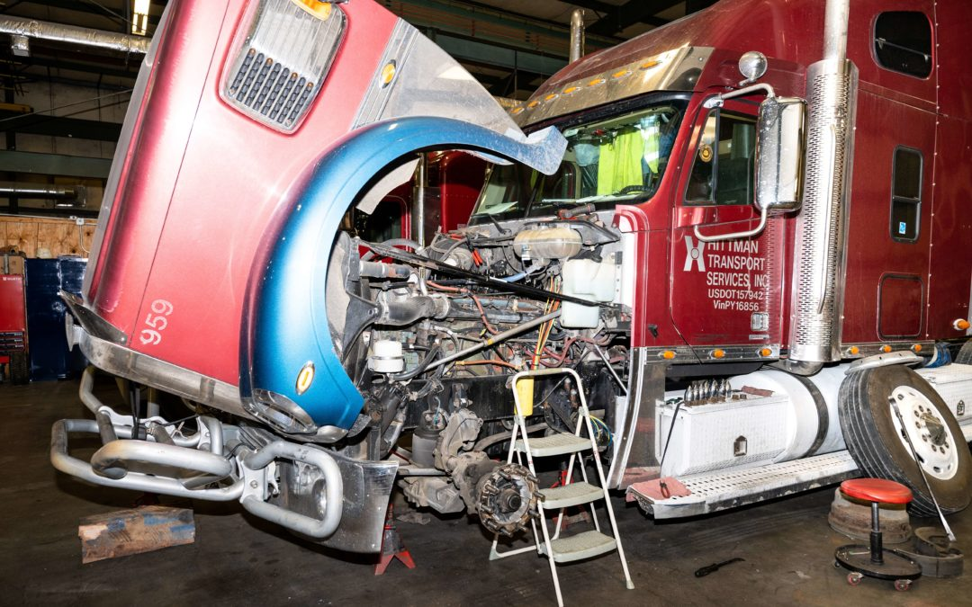 When to Overhaul a Diesel Engine